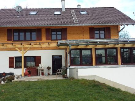 Aufstockung des Wohnhauses und Einbau einer 2. Wohneinheit